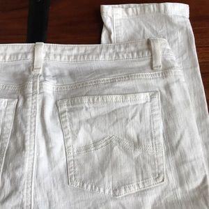 Micheal Kors White Skinny Jeans 👖